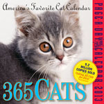 365 Cats Page-A-Day 2013 Desk Calendar