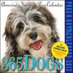 365 Dogs Page-A-Day 2013 Desk Calender