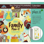 Family Plan-It 2013 Magnetic Calendar
